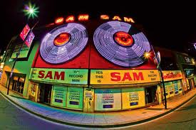 Sam The Record Man