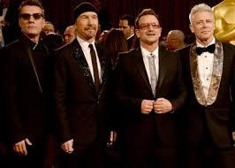 U2 Oscars