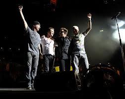 U2 The End