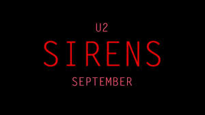 U2 Sirens